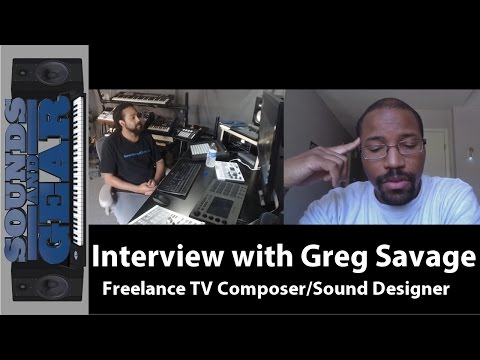 Interview: Greg Savage - Freelance TV Composer & Sound Designer