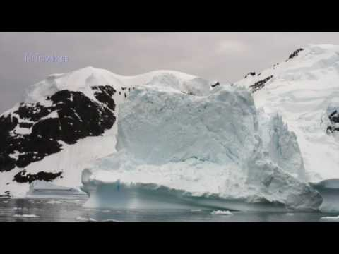 Antarctica Zodiac Iceberg Cruise in Skontorp Cove from Ortel