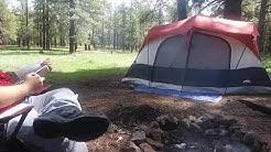 2018 Camping Mormon Lake
