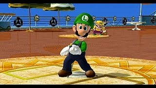 Mario Super Sluggers - All Home Run Celebrations For Every Character (GREAT QUALITY)