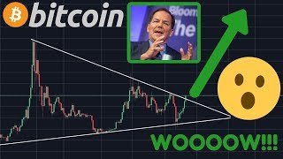 THIS IS HUGE!!!! BITCOIN IS BREAKING OUT AS FAMOUS INVESTOR BUYS BTC!!!!