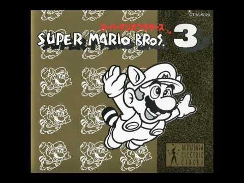 Akihabara Electric Circus – Super Mario Bros. 3 (1988)