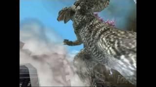 Godzilla: Unleashed Nintendo Wii Trailer - E3 2007 Trailer