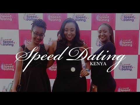 FINDING LOVE WITH JUMIA | JUMIA SPEED DATING AT THE KICC