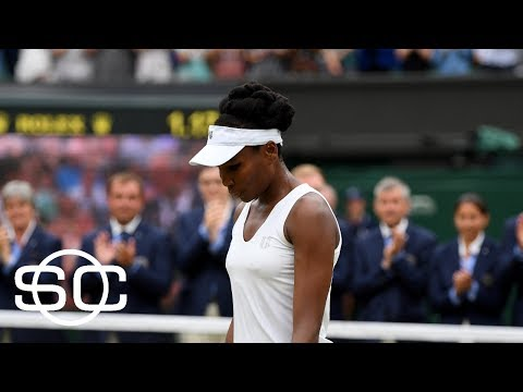 The Turning Point In Venus Williams' Wimbledon Finals Loss To Garbine Muguruza | SportsCenter | ESPN