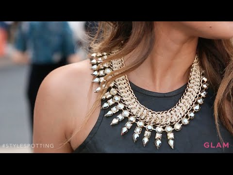 Jewelry at New York Fashion Week | Style Spotting