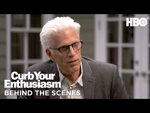 Larry's Memorable Moments w/ Ted Danson, J.B. Smoove & More | Curb Your Enthusiasm (2017) | HBO