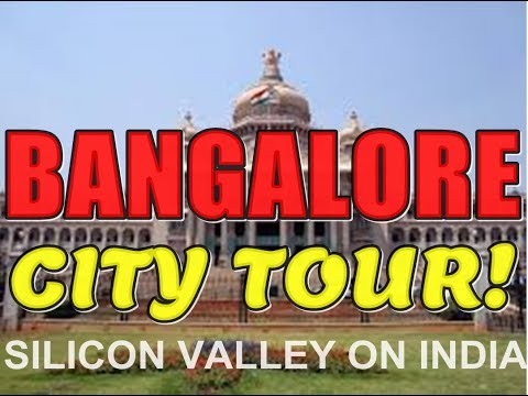 Bangalore City Tour | Garden City of India | Flower Exhibition! Silicon Valley of India