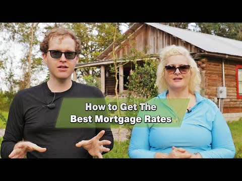 How to Get The Best Mortgage Rates & Other Advice For First