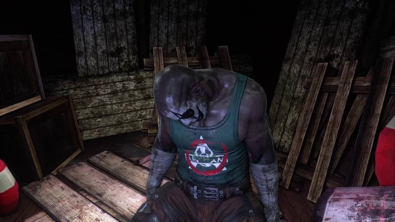 batman return to arkham city scarecrow s hideout easter egg youtube