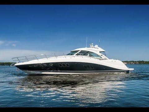 2008 Sea Ray 55 Sundancer For Sale At MarineMax Panama City Beach
