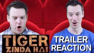Tiger Zinda Hai - Trailer Reaction