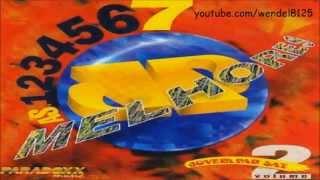 CD As 7 Melhores Vol. 2 (Eurodance, Dance 90)