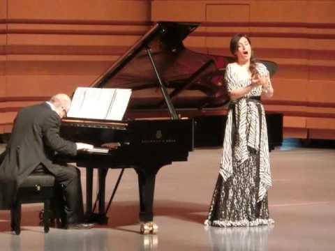ADDIO DEL PASSATO (G.Verdi) ELENA MEMOLI- PAOLO VERGARI- SHENZHEN POLY THEATRE