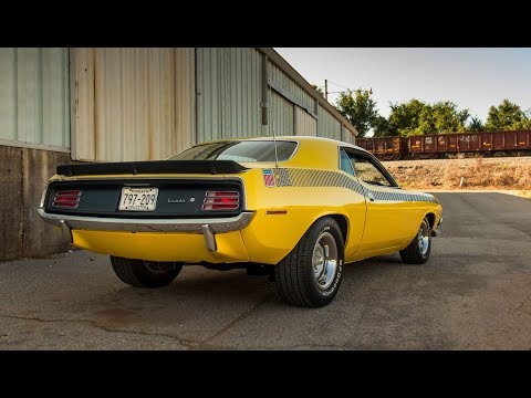 Greatest American Classic Pony Cars