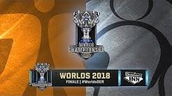 FNC vs IG - World Championship 2018 | FINALE [GER]