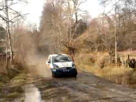 Rally Mobil Pucon 2011