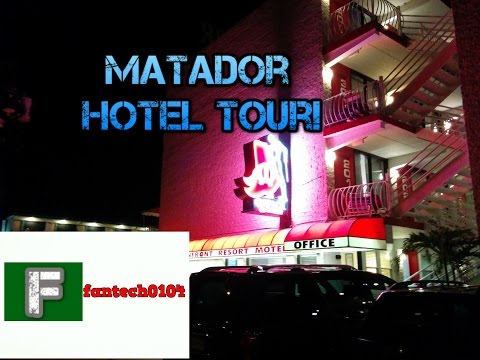 Hotel Tour: Matador Oceanfront Resort Motel in North Wildwood, New Jersey