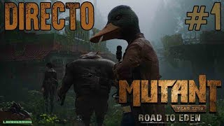 Vídeo Mutant Year Zero: Road to Eden