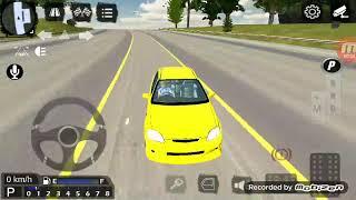 Car Parking Honda Civic