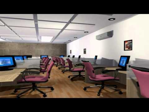 Southern Academy of Maritime Studies 3D walkthrough