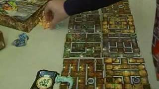 Dungeon Twister 2 - Beginner.mov - with Tom Vasel