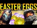 Destiny - TOP 5 EASTER EGGS!