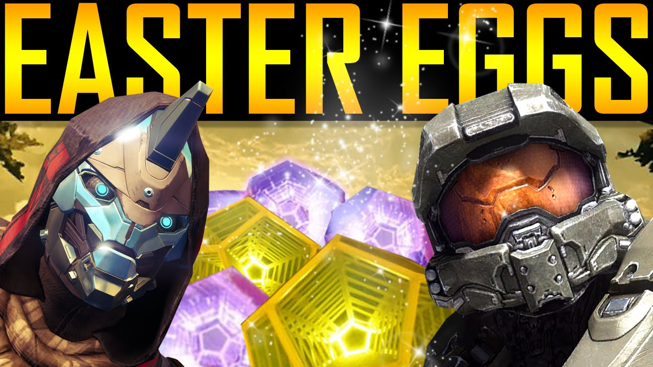 Destiny top 5 easter eggs youtube negle Gallery