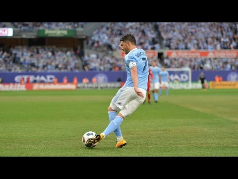 David Villa - Insane Goals Show ● New York City ● 2016 ||HD||