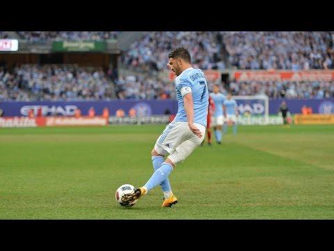 David Villa - Insane Goals Show ● New York City ● 2016   HD  