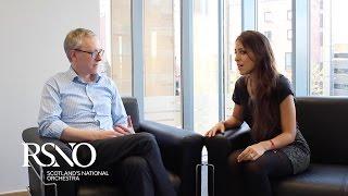RSNO interview with Leticia Moreno