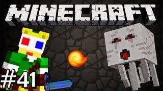 Karl spiller Minecraft: Del 41 - Jeg suger i Pong