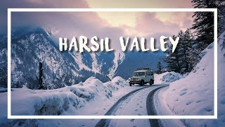 Harsil Valley Uttarakhand | Night ride on Himalayan Road | Don't do what we did