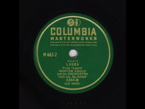 "Theme From The Movie ""Laura"""