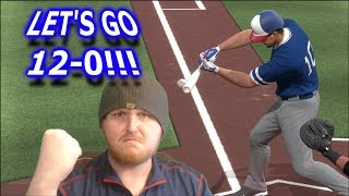 ONE WIN AWAY FROM 12-0!!! - Aaron Judge 12 Win Reward - MLB The Show 19 Live
