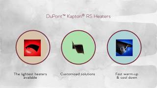 How Kapton® RS Can Meet Your Heater Design Challenges