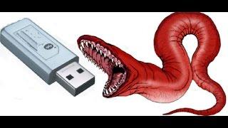 Comment afficher les fichiers cachés d'une clée USB disque dur endommagée par un virus