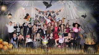 Happy Halloween  - Хеллоуин в школе