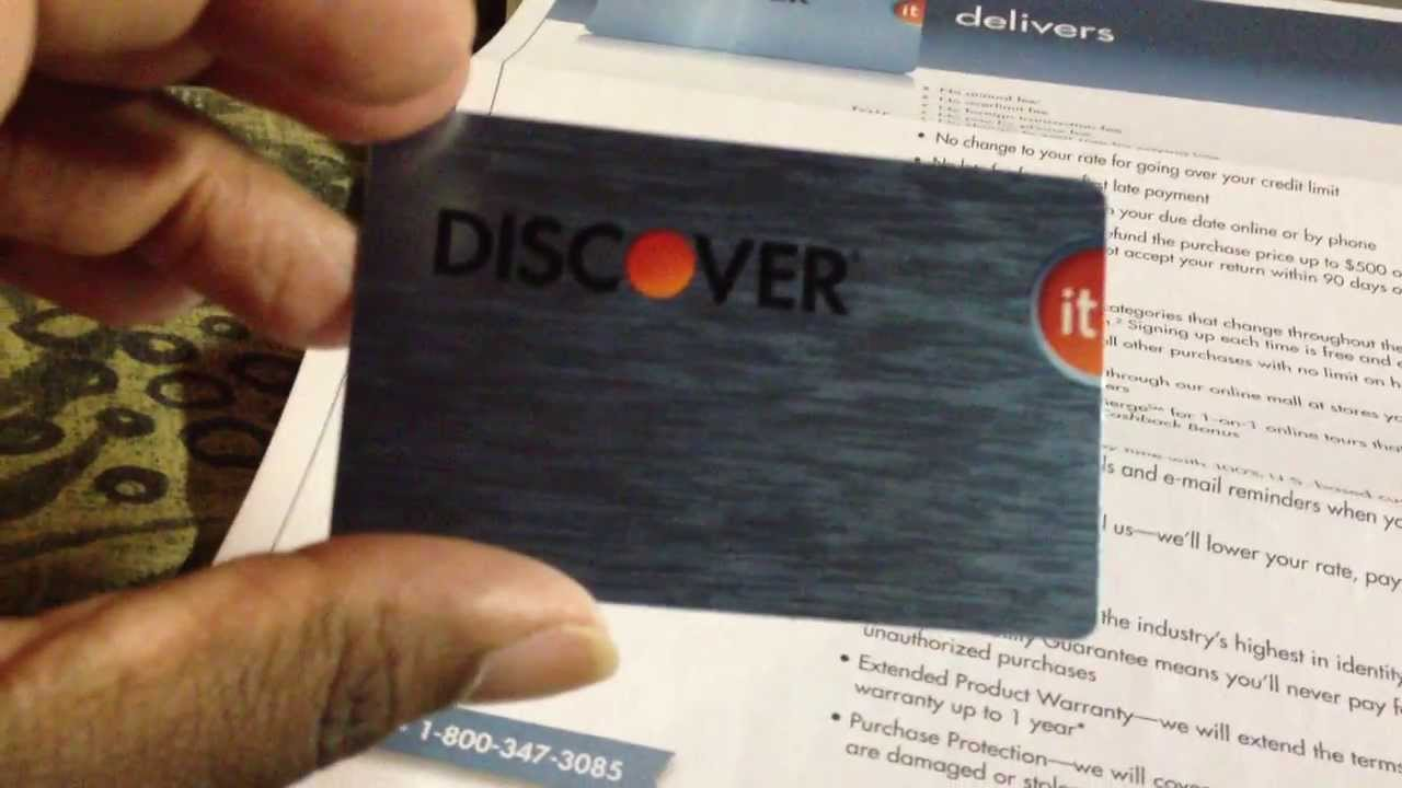Discover It Unboxing, Review of Benefits - YouTube