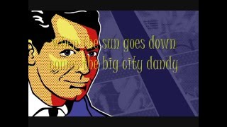 Stereo Swing feat Gabi Szucs - BIG CITY DANDY lyrics vide