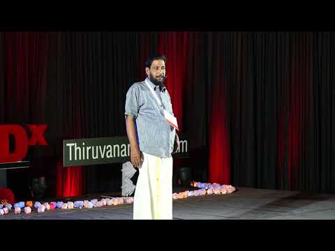 Is Chess A Cure For Alcohol Addiction? | Unni Krishnan | TEDxThiruvananthapuram