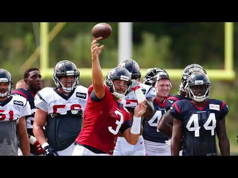 New England Patriots Joint Practices: Are the Houston Texans the Patriots