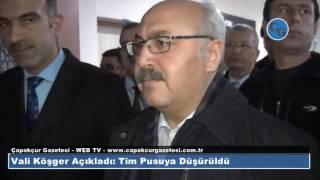 """Bingöl Valisi Açıkladı: """"Tim Pusuya Düşürüldü!"""""""