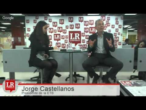 Jorge Castellanos / Presidente de la ETB