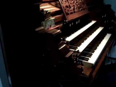 1898 Mason & Hamlin Reed Organ: 3 Manuals and Pedal