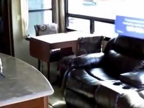2013 Columbus 385 bunk house, five slide, fifth wheel at Bullyan RV in Duluth, MN