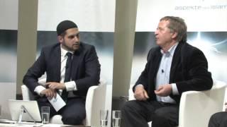Jüdisch-Islamischer Dialog aus der Synagoge in Hamburg 2/2