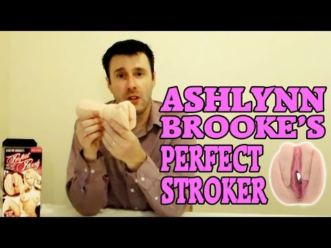 Best Pocket Pussy Review - Most Realistic Male Stroker Molded from Ashlynn Brooke's Vagina!