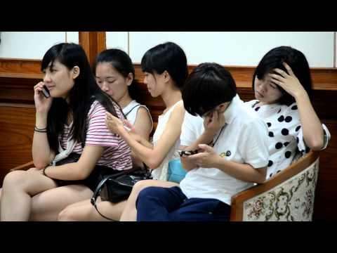 นักศึกษาแลกเปลี่ยน Yulin Normal University มาเรียนที่ Loei Rajabhat University