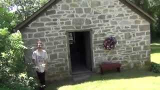 1700s Springhouse in Forks Township Pennsylvania